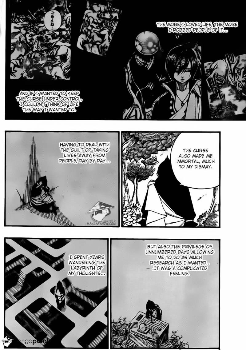 Fairy Tail 436: Memoirs