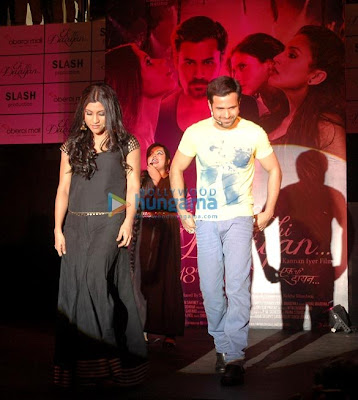 Emran & Konkona Sen at 'Ek Thi Daayan' audio launch event