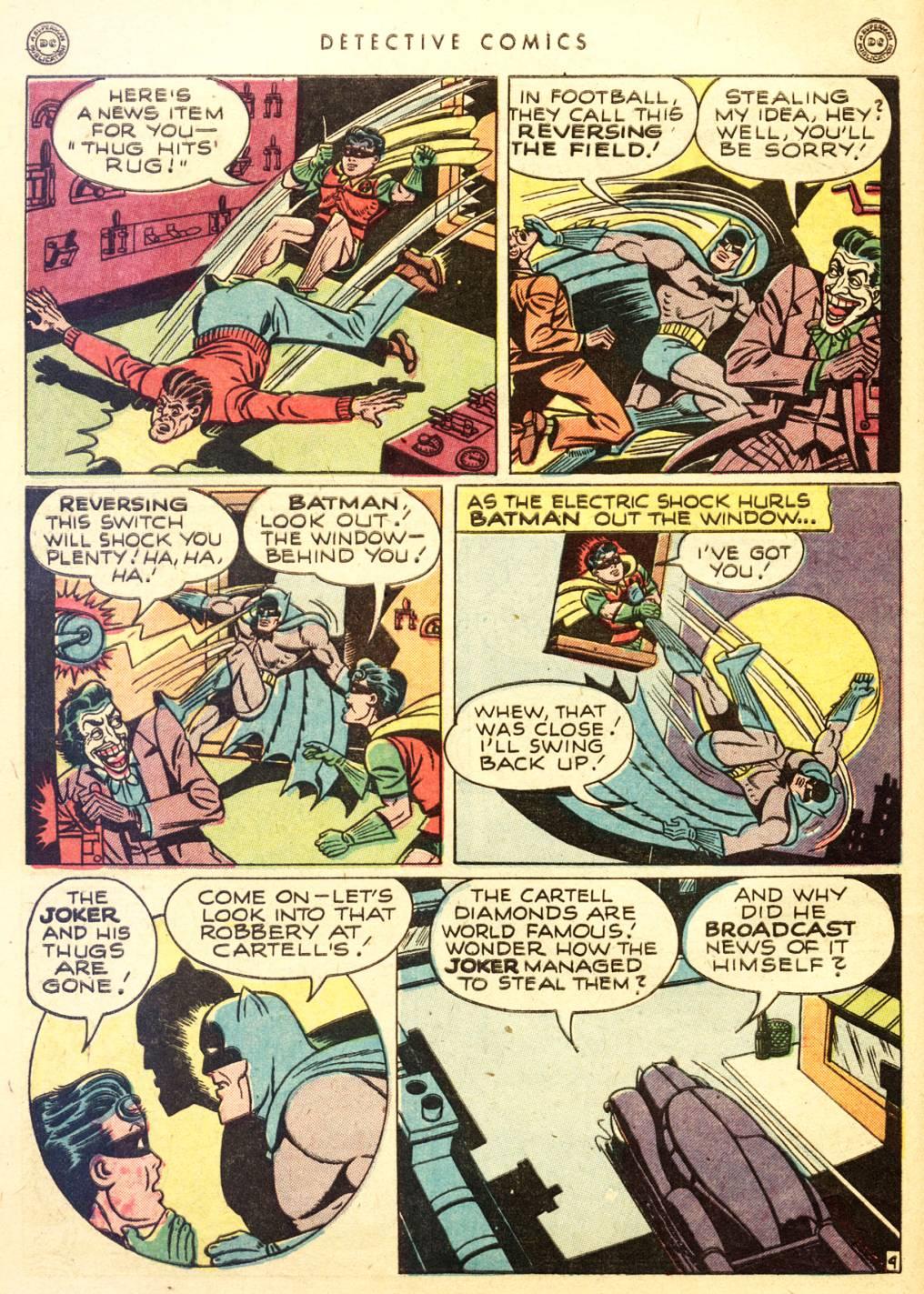 Read online Detective Comics (1937) comic -  Issue #128 - 6