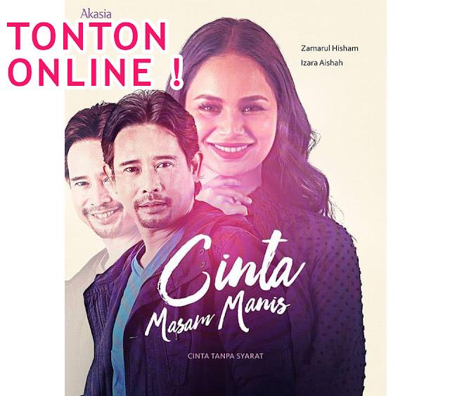 TONTON ONLINE DRAMA CINTA MASAM MANIS !