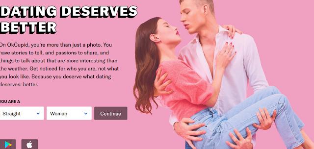 تطبيق OKCupid