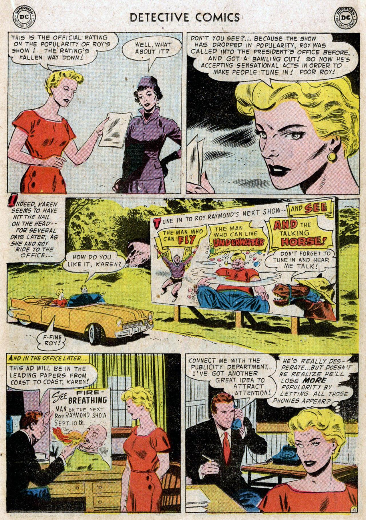 Read online Detective Comics (1937) comic -  Issue #235 - 19