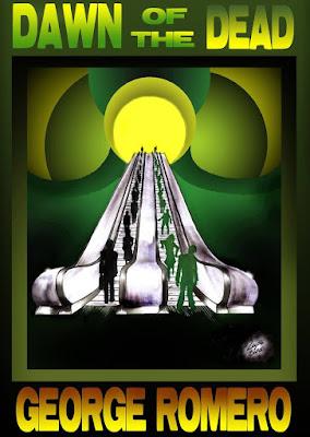 Zombi - Dawn Of The Dead (cartolina da collezione)