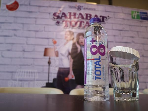 Sahabat Total, Web Series Terbaru Dari Total 8+ Alkaline Water