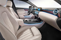 Mercedes-Benz A-Class Saloon (2019) Interior