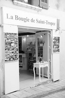La Bougie de Saint-tropez