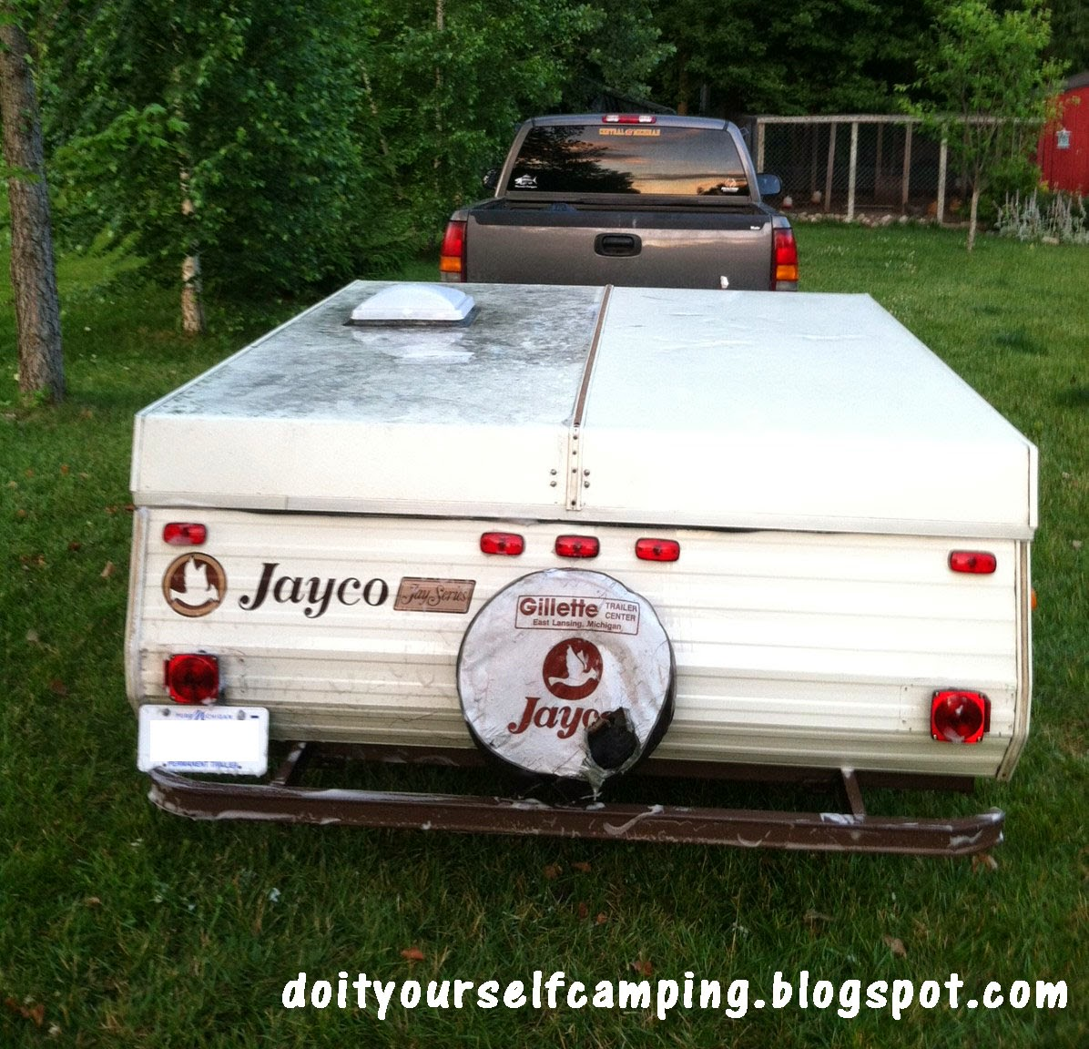 Do It Yourself Camping A Good Hard Cleaning