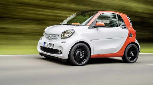 2017 SMART FORTWO REVIEWS