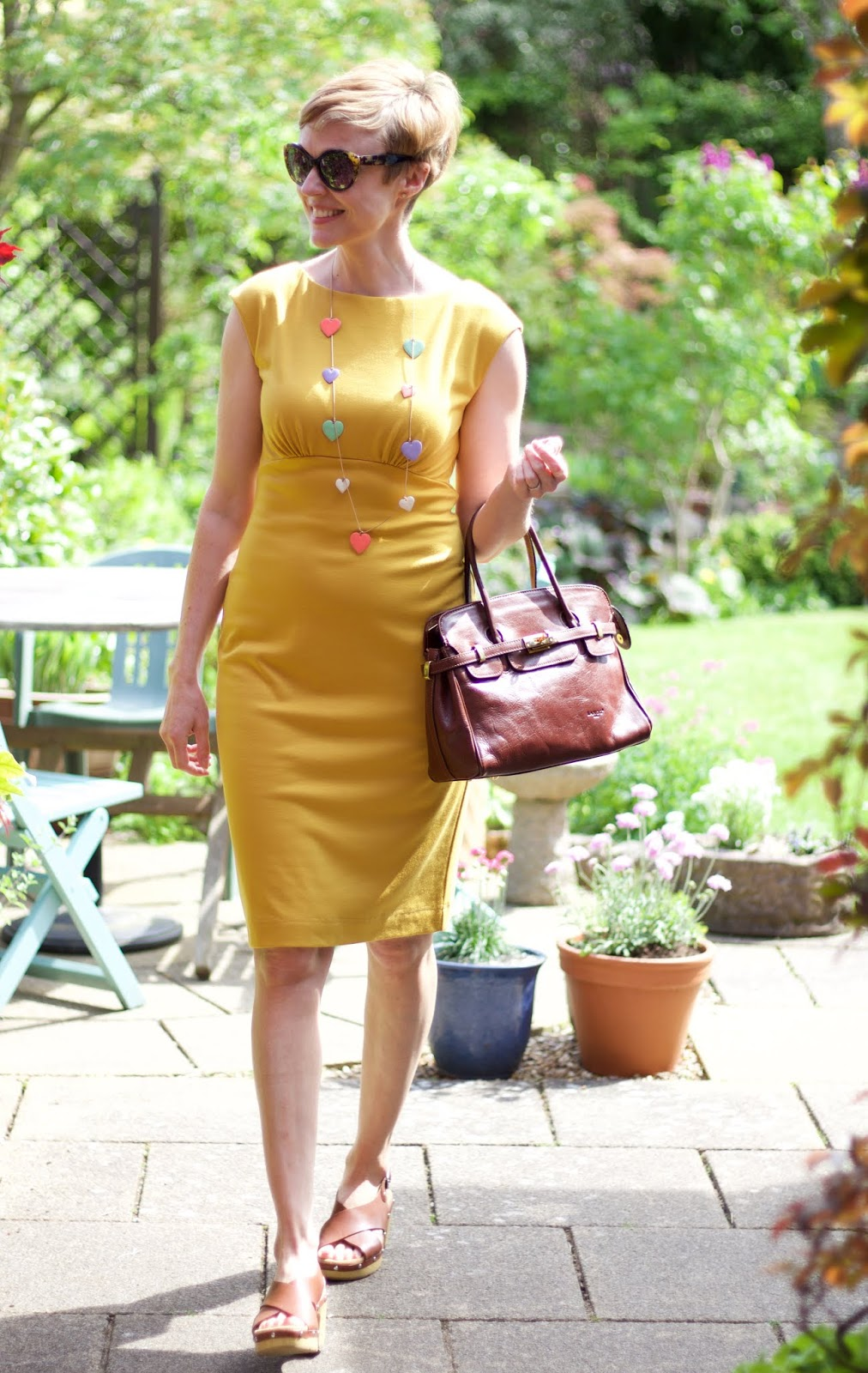 Artisan Gold Pippa Dress, Alie Street | Workwear | Fake Fabulous