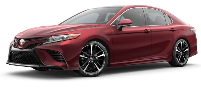 2020 Toyota Camry 3.5 Auto V6 XSE Specs and prices