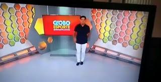 Apresentador do Globo Esporte pede demissão ao vivo durante programa