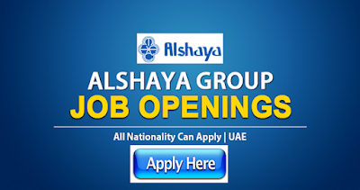 Latest Alshaya Job Vacancies In Dubai