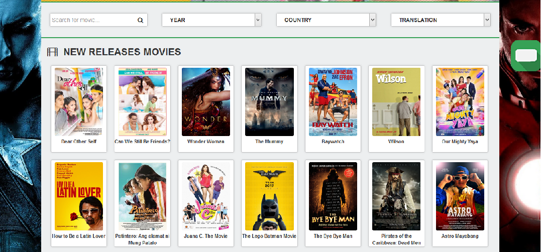 Useful website: free download (games, movies, pinoy movies.