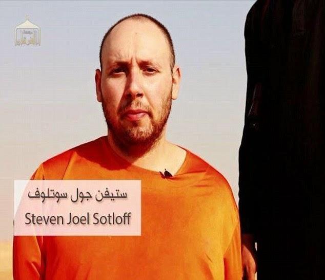 isis beheads american journalist