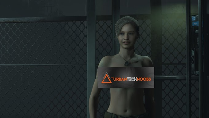 New Resident Evil 2 Remake Mod Makes Claire Topless