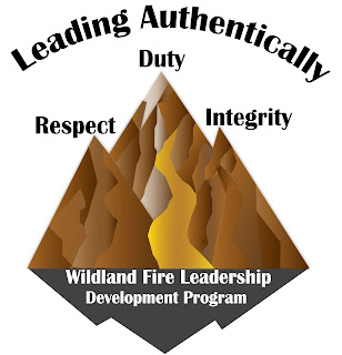 2017 Wildland Fire National Leadership Campaign: Leading Authentically