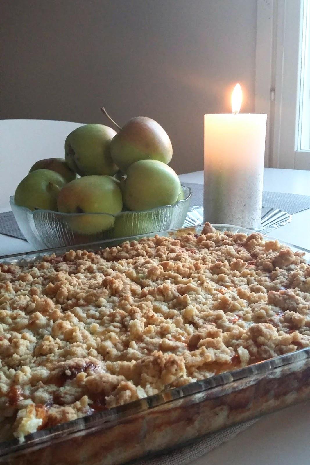 ihana omenapiirakka