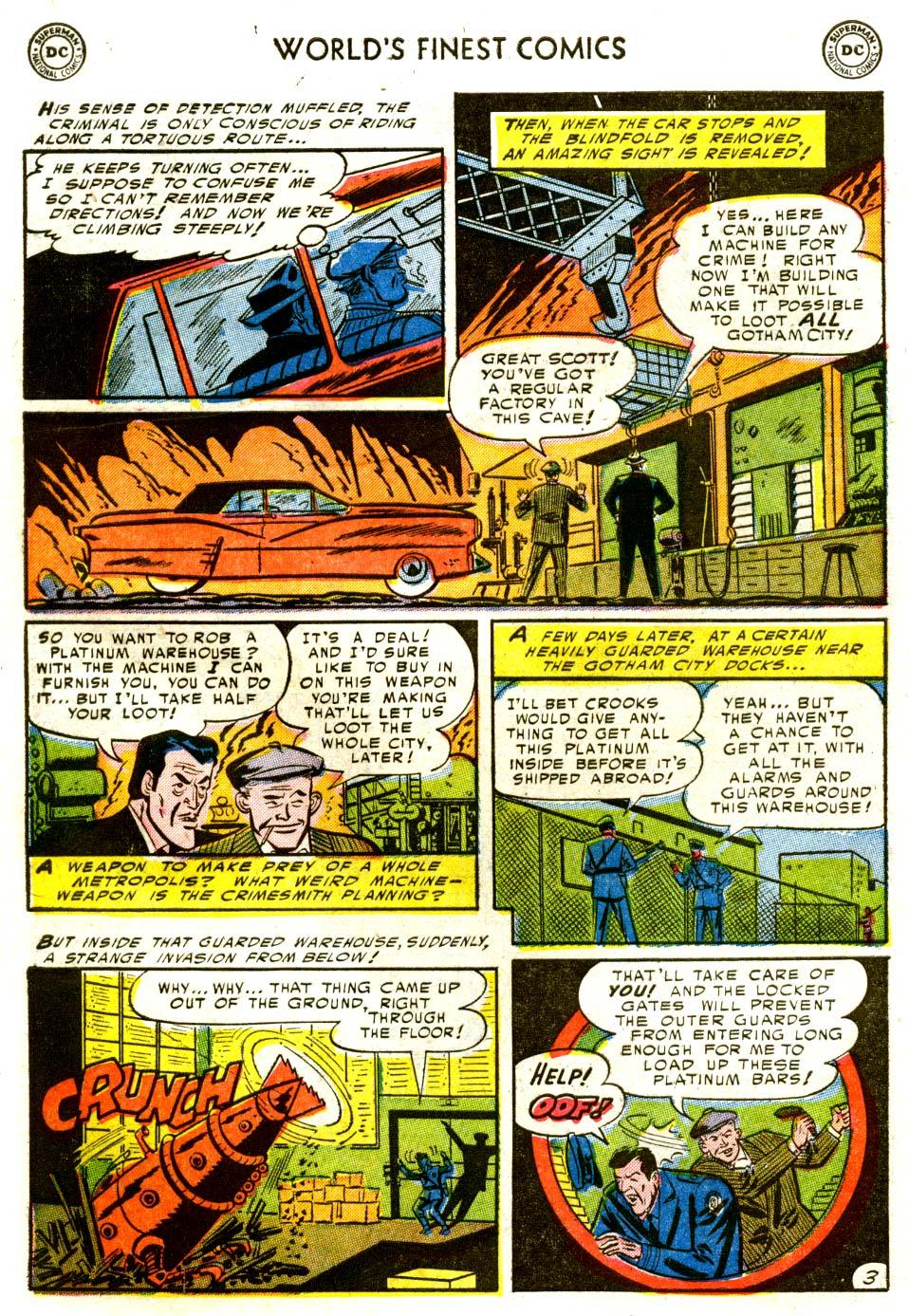 Read online World's Finest Comics comic -  Issue #68 - 56
