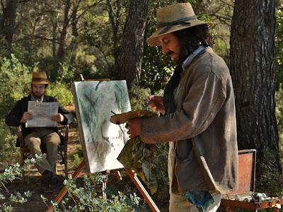 Cézanne et Zola Cézanne et moi Danièle Thompson
