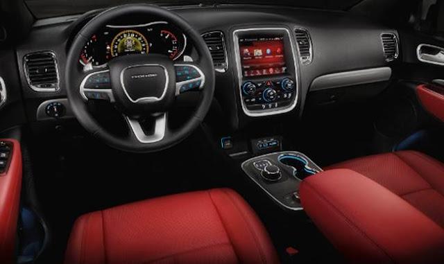 New 2018 Dodge Durango SRT Price