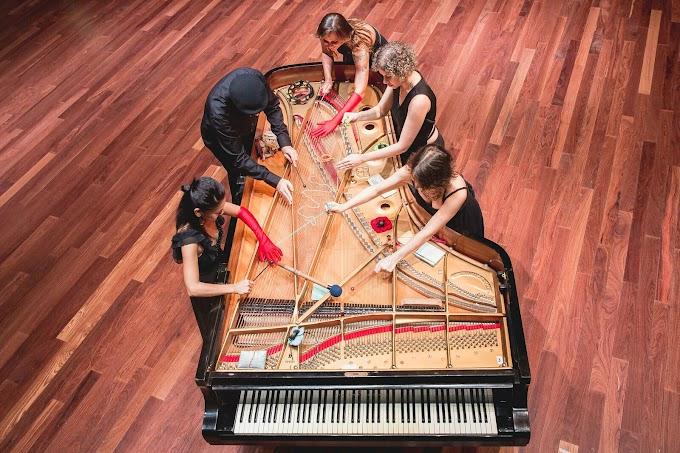 Conservatório Pernambucano de Música se despede em grande estilo do FIG 2018