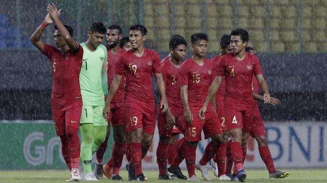 Piala AFF U-22 2019, Jadwal Pertandingan Timnas Indonesia U-22 dan Siaran Langsung