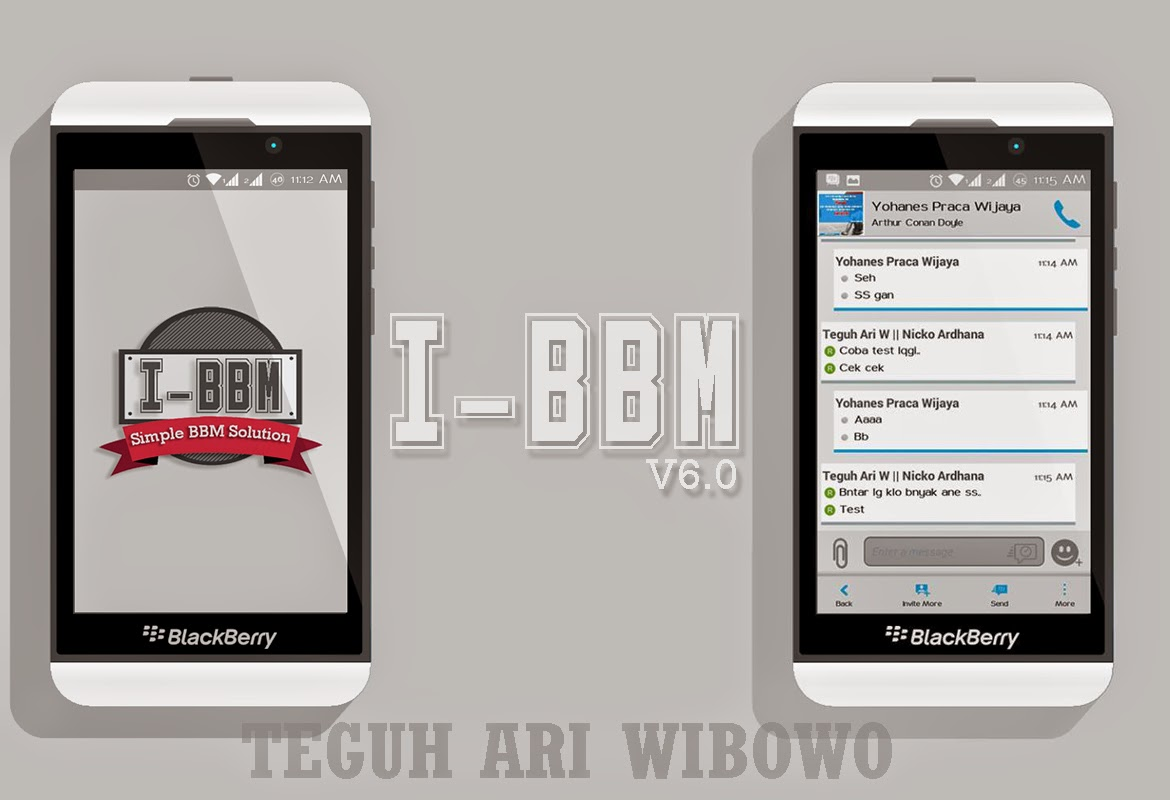 "i-BBM V6.0 ""Simple BBM Solution"""