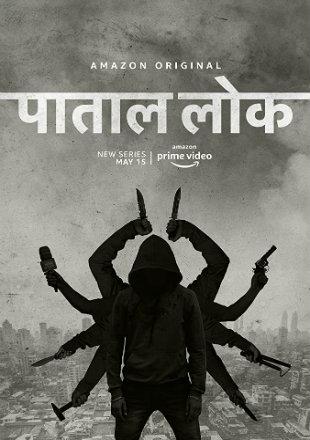 Paatal Lok 2020 Complete S01 Full Hindi Episode Download HDRip 720p