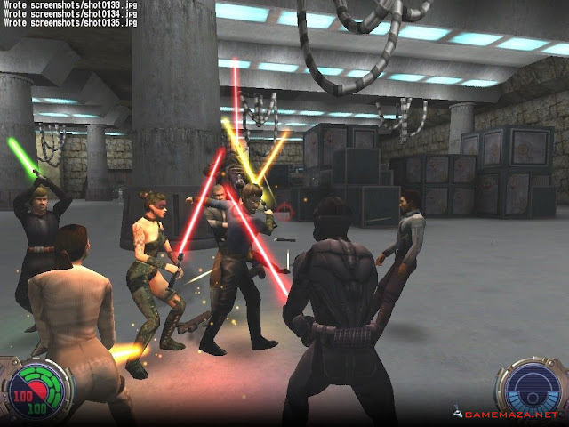 Star Wars Jedi Knight II Jedi Outcast Gameplay Screenshot 4