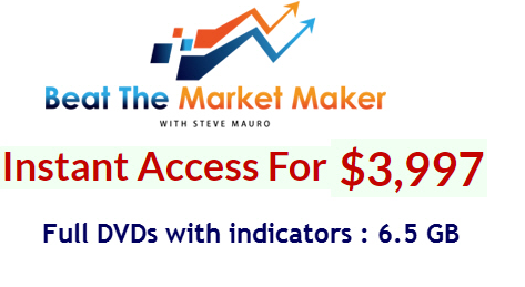 Beat The Market Maker By Steve Mauro