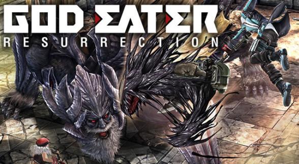 Baixar God Eater: Resurrection (PC) 2016 + Crack