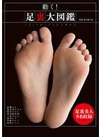 (Re-upload) DOKS-390 動く!足裏大図鑑 - J