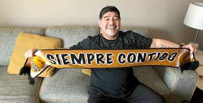 Maradona entrenador Culiacan