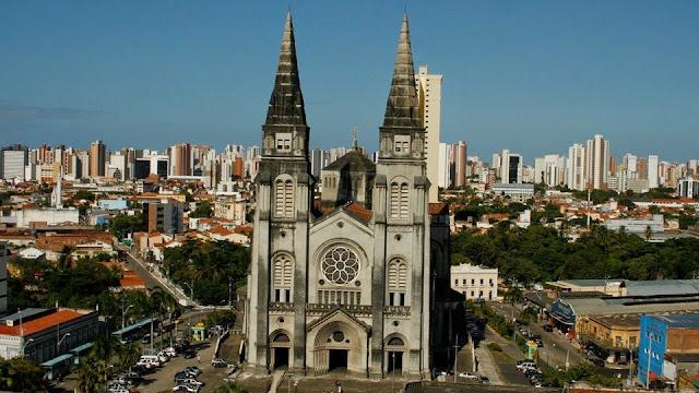 Resultado de imagem para catedral de Nossa Senhora da Assunção em Fortaleza