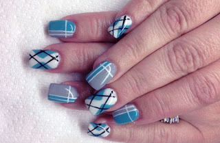 Impressive Pattern For Cool Nail Art Ideas