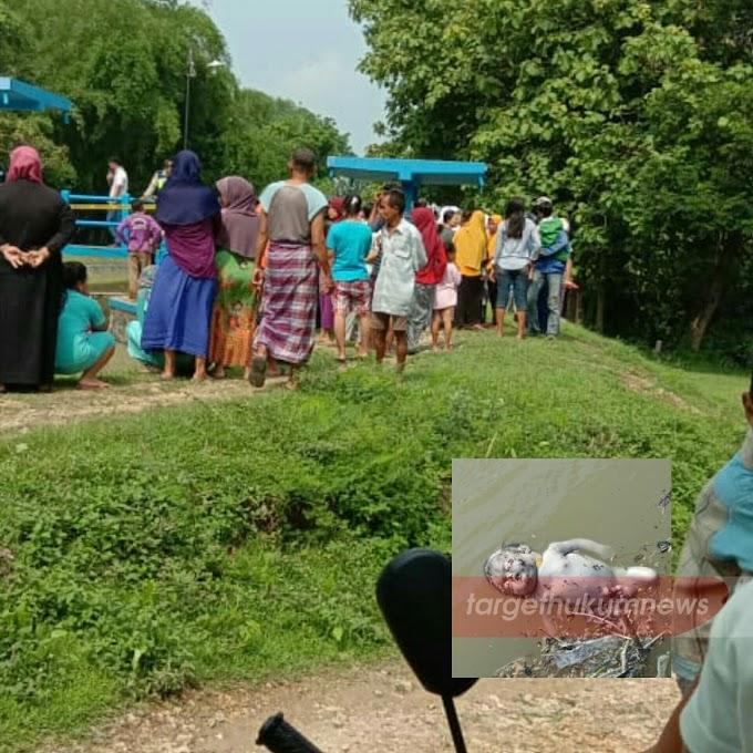 Bayi Tak Berdosa Dibuang Orang Tuanya di Saluran Irigasi Desa Prawoto Sukolilo Pati
