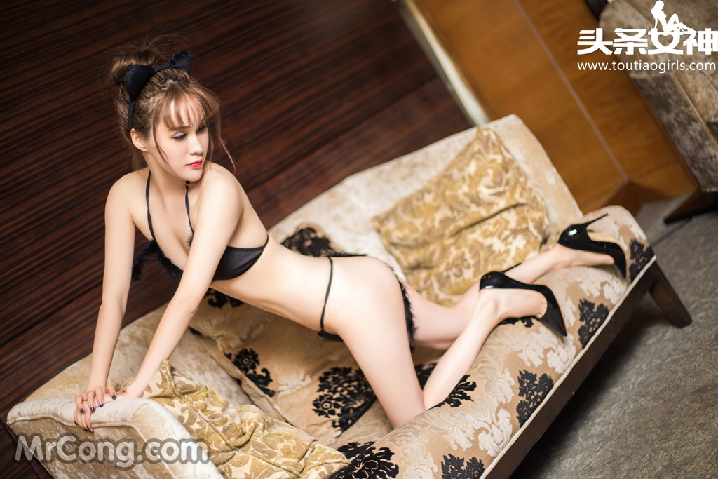 TouTiao 2016-10-24: Model Chen Xiao Ai (沈晓爱) (21P)