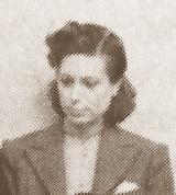 Dolors Camats, campeona del VII campeonato femenino de ajedrez de Cataluña 1944