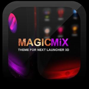 apkgamesprodata: Next Launcher Theme MagicMix v1 1 APK PRO DATA DOWNLOAD