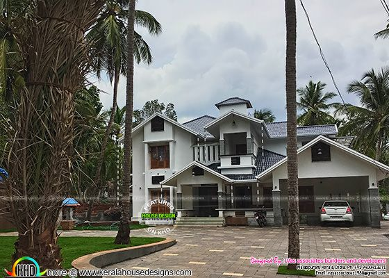 Construction completed house at Malappuram
