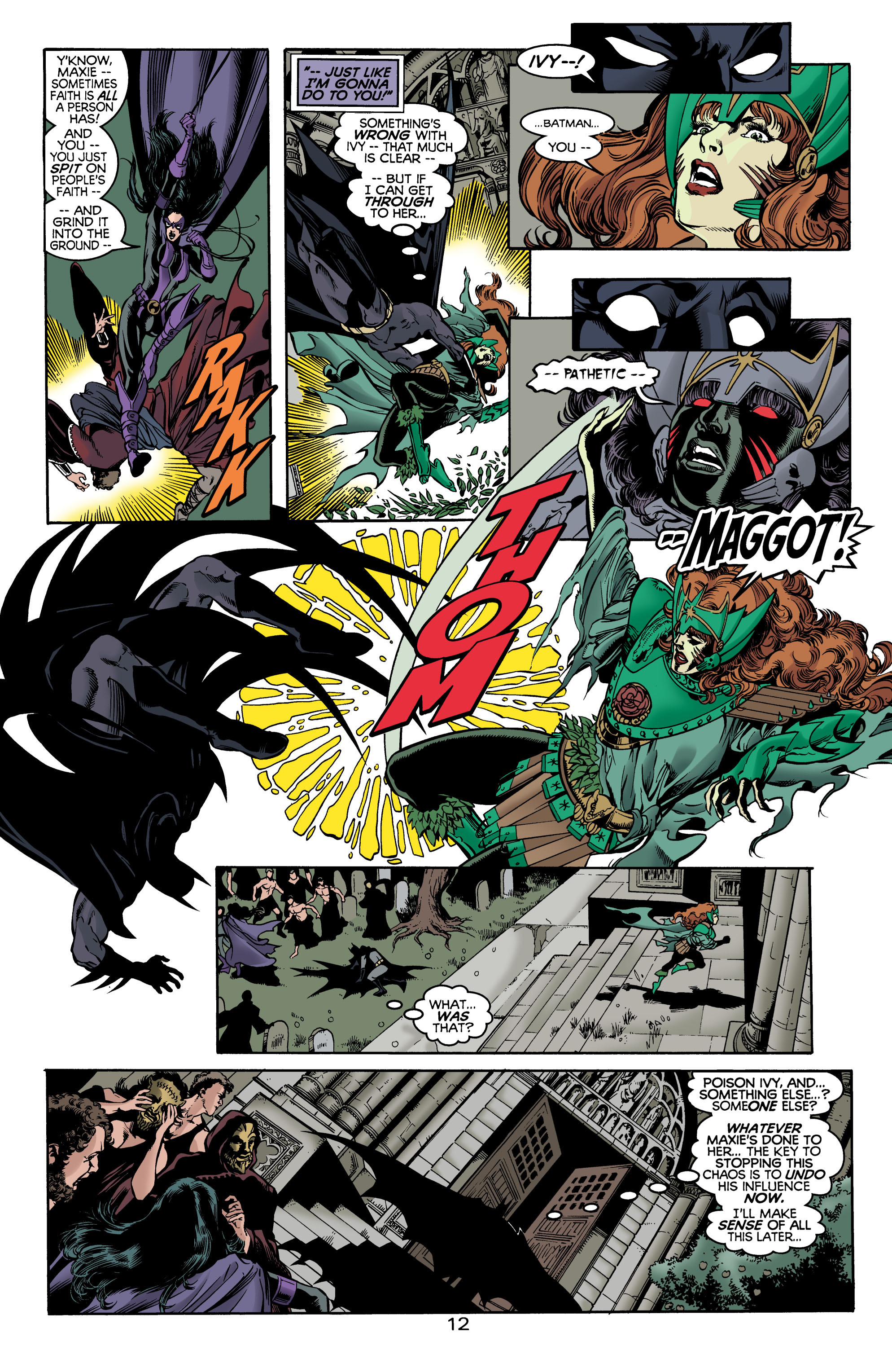 Read online Wonder Woman (1987) comic -  Issue #164 - 12