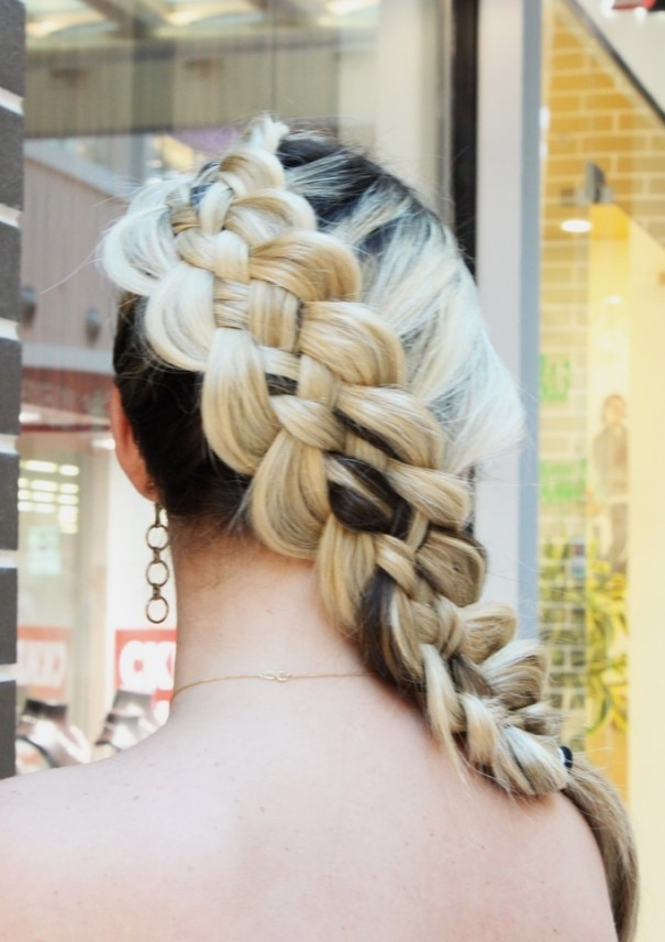 2012 Beautiful Braid Styles For Teens