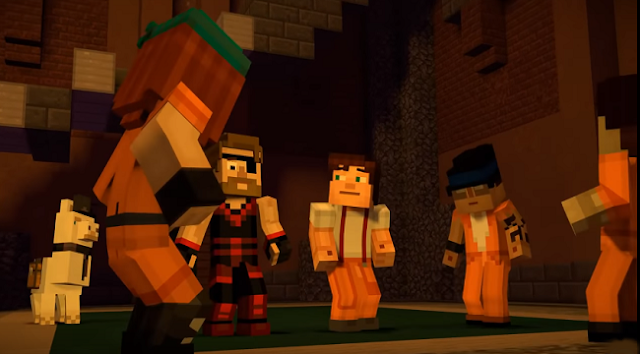 Minecraft Story Mode Season 2 Episode 1 - 5 PC Game Download