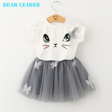 Baby Girls cat Frocks 2016