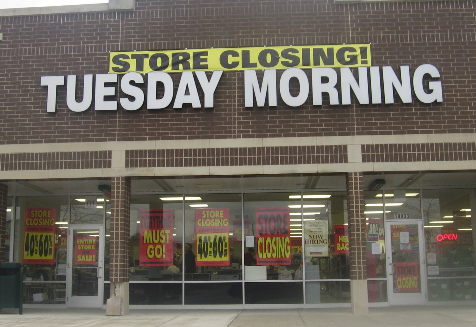picture relating to Tuesday Morning Printable Coupon titled What is tuesday early morning retail outlet - What are the 50 colors of