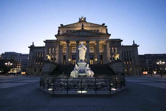 Konzerthaus a Gendarmenmarkt