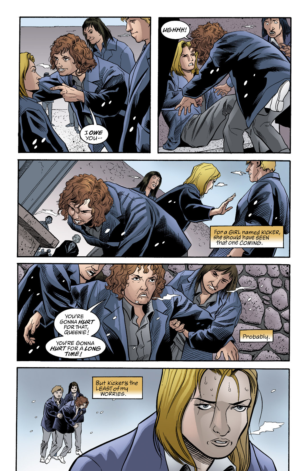 Detective Comics (1937) 767 Page 8