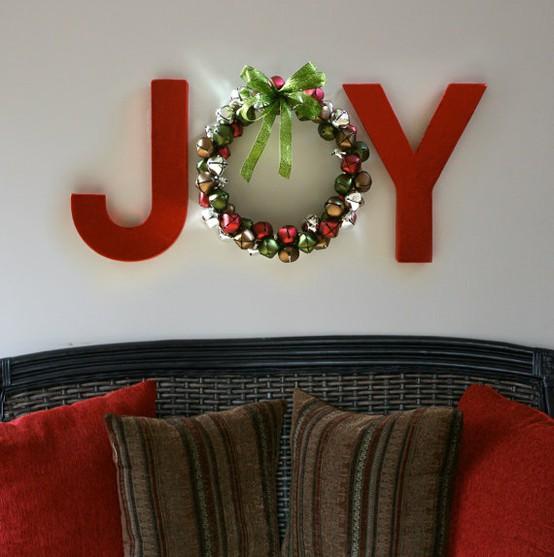 Christmas Wall Decorations To Make: Up Mommy Creek: DIY Christmas Wall Art: Part 2