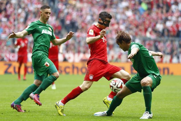 Bayern Múnich vs Augsburgo EN VIVO por la Bundesliga