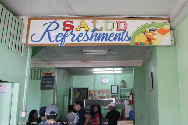 Salud Refreshments in Quezon Province